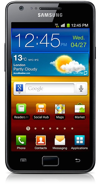 Repair service Galaxy S2 Paris